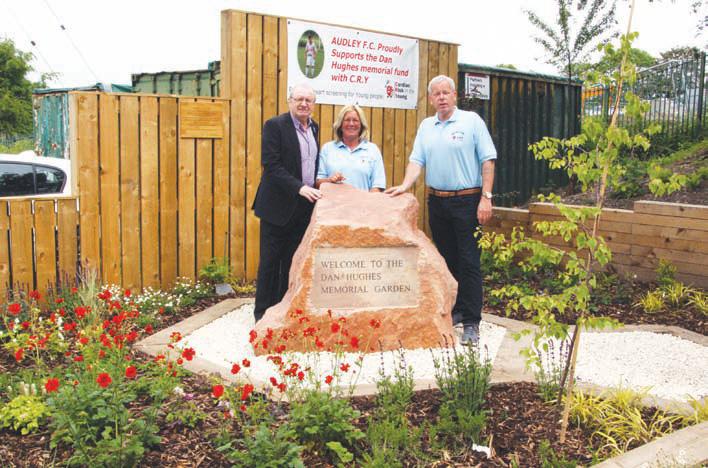 Dan Hughes Memorial Garden